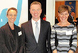 Genevieve McArthur, Anne Castles and Minister Pyne